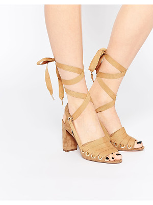Asos hangman heeled sandals