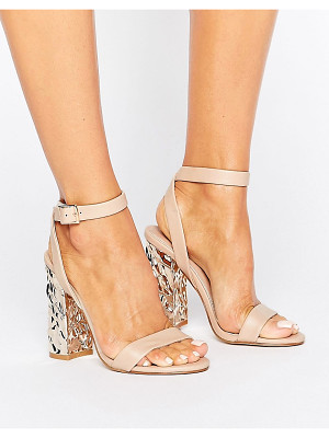 ASOS Hazard Heeled Sandals