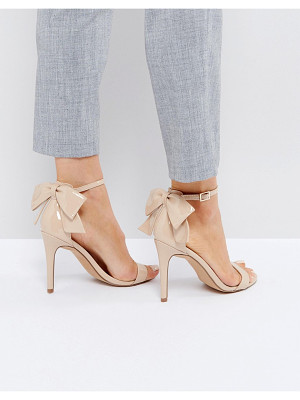 Asos HEATWAVE Barely There Heeled Sandals