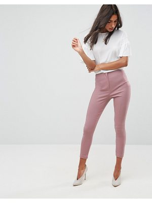 ASOS DESIGN asos high waist pants