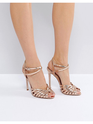 Asos asos honeypie heeled sandals