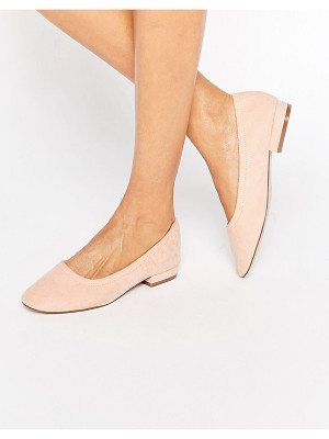 Asos LEMONADE Elasticated Ballet Flats