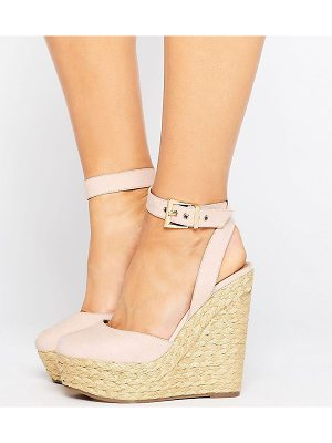 Asos ODELL Wide Fit Wedges