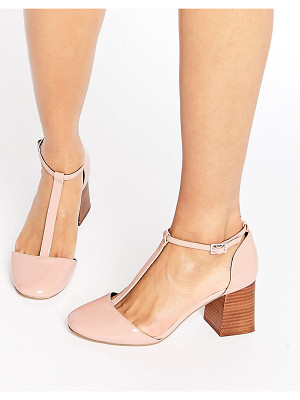 Asos ONE WISH T-Bar Heels