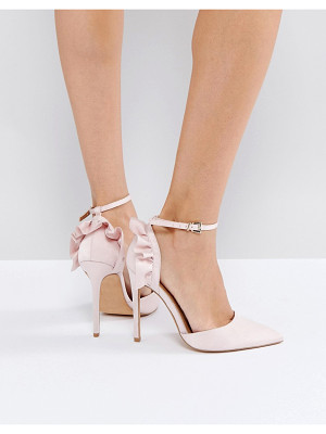 ASOS Paloma Frill Pointed High Heels