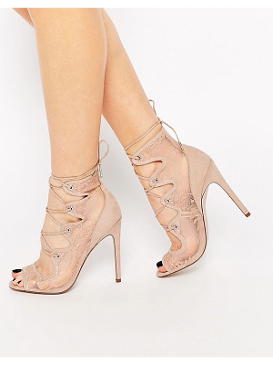 ASOS Perception Lace Up Heels