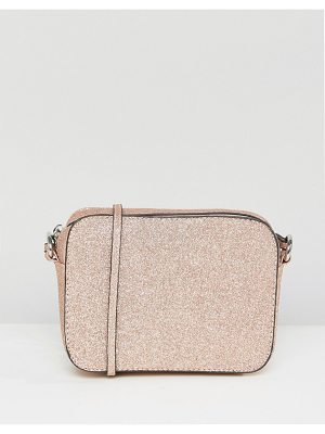 ASOS Shimmer Effect Cross Body Bag