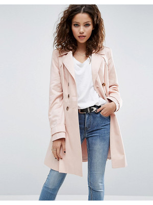 ASOS Skater Trench Coat
