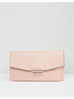 ASOS Slim Ring Detail Clutch Bag