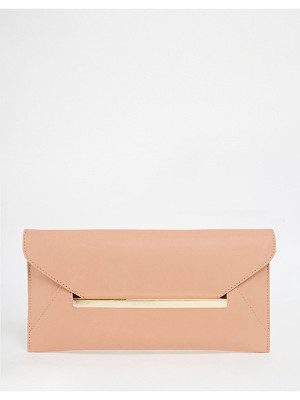 Asos Slot Through Bar Clutch Bag