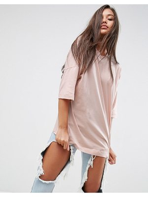 ASOS T-Shirt In Super Oversized Fit