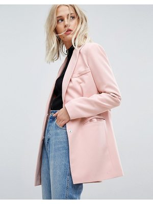 Asos Tailored Easy Mansy Blazer
