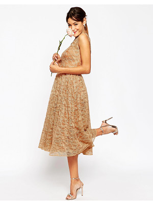 ASOS Wedding Prom Dress In Lace