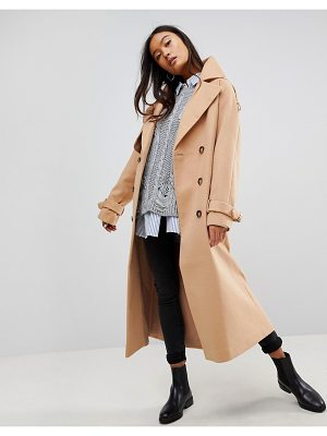 ASOS Oversized Trench Coat