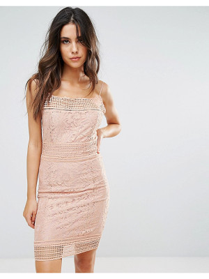 Ax Paris Lace Midi Dress
