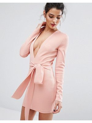 Bec & Bridge India Rosa Long Sleeve Tie Dress