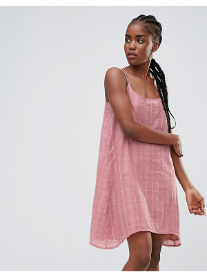 BELLFIELD Senna Strappy Cami Dress