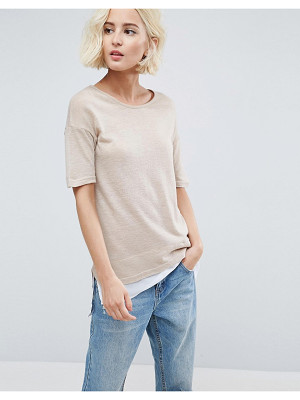 B.young Double Layer T-Shirt