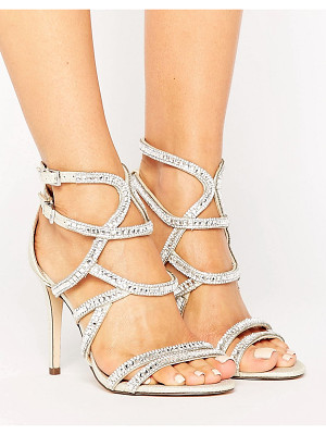 CALL IT SPRING Call It Spring Eymard Embellished Strap Heeled Sandals