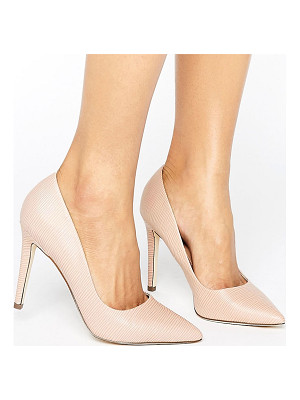 Call It Spring gwydda blush heeled shoes