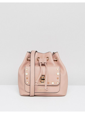 Carvela Mini Drawstring Crossbody Bag