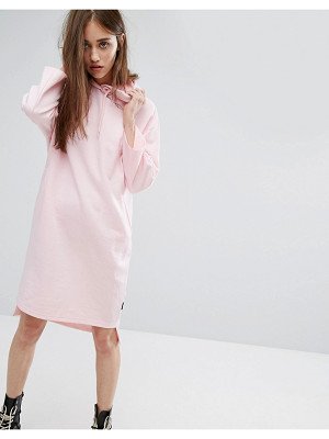 CHEAP MONDAY Hooded Sweat Dress