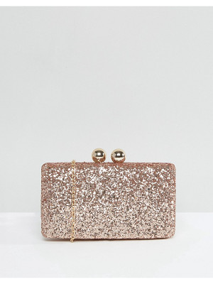 CHI CHI LONDON Glitter Clutch Bag