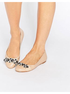 Faith Annie Embellished Ballet Flat Shoes