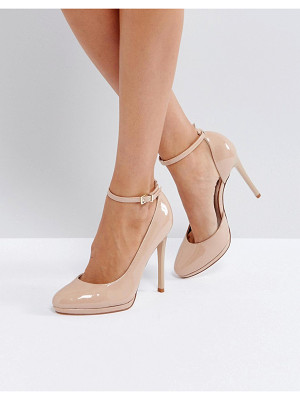 FAITH Cruella Nude Heeled Shoes