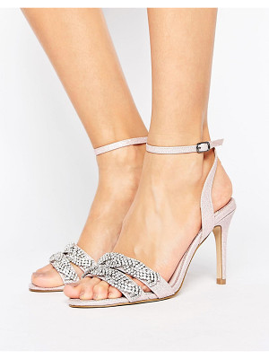 FAITH Dash Embellished Heeled Sandals