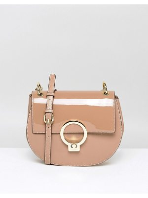 FAITH Metalwork Cross Body Bag