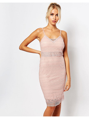 Fashion Union Cami Bodycon Dress