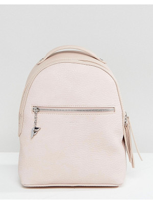 FIORELLI Mini Anouk Blush Rose Tumbled Backpack