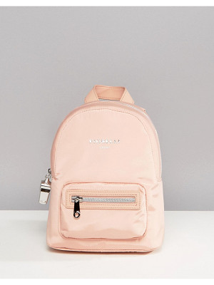 FIORELLI Sport Strike Mini Nylon Backpack In Blush