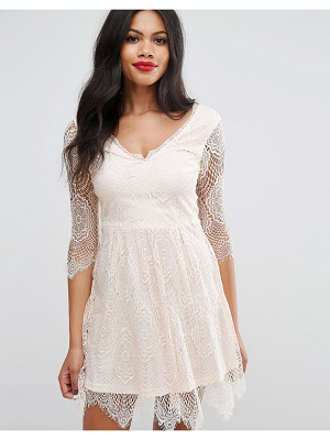Girls on Film Girls On Film Lacey Skater Dress
