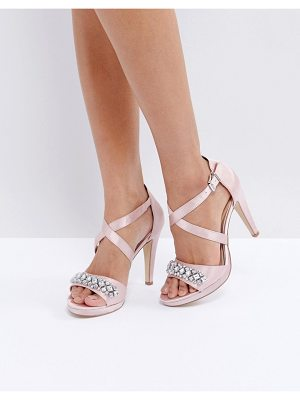 Head Over Heels Maisy Embellished Heeled Sandals