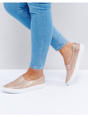 HEAD OVER HEELS Reptile Sneakers