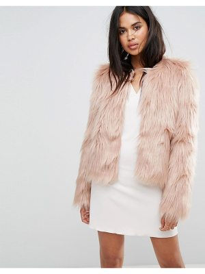 Ivyrevel Fluffy Short Jacket