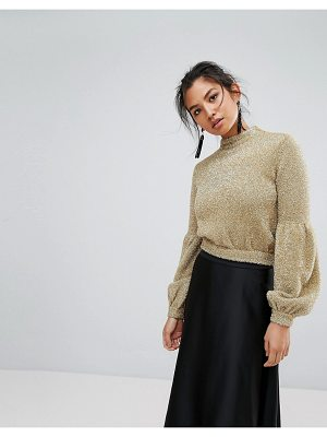 KEEPSAKE Restless Knit Sparkle Sweater