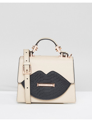 KENDALL + KYLIE Blush Top Handle Mini Tote Bag