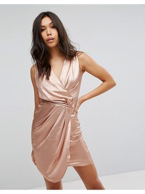 Lipsy lispy wrap dress