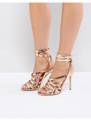LIPSY Tie Up Sandals