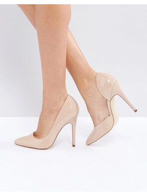 LONDON REBEL Open Point High Heels