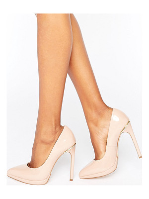 London Rebel Platform Pumps