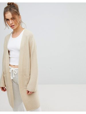 Micha Lounge Edge To Edge Cardigan