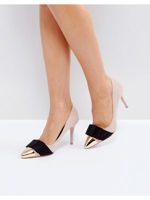 MISS KG Alyssa Bow Pumps