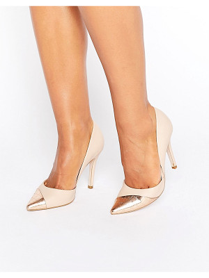 Miss Kg Caitlyn Contrast Pumps