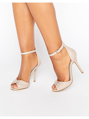 MISS KG Sara Barely There Sandal