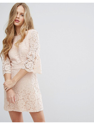 Miss Selfridge All Over Lace Dress