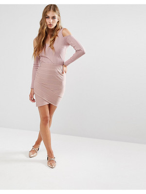 Miss Selfridge Bandage Skirt